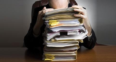 Exessive work load